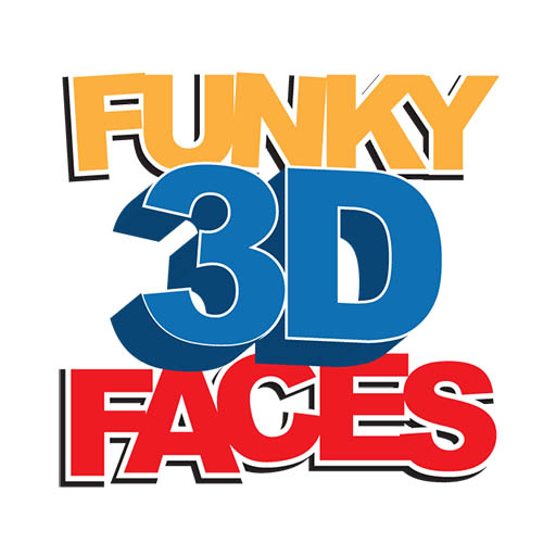 Funky 3D Faces